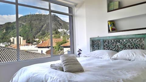 Perfect location in La Candelaria !