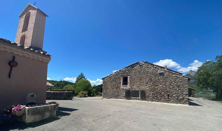 Le Roucas : un havre de paix entre Gap et Sisteron