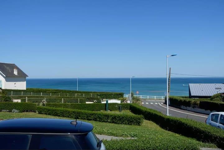 Chambre d'hôte indépendante avec vue sur mer (V)