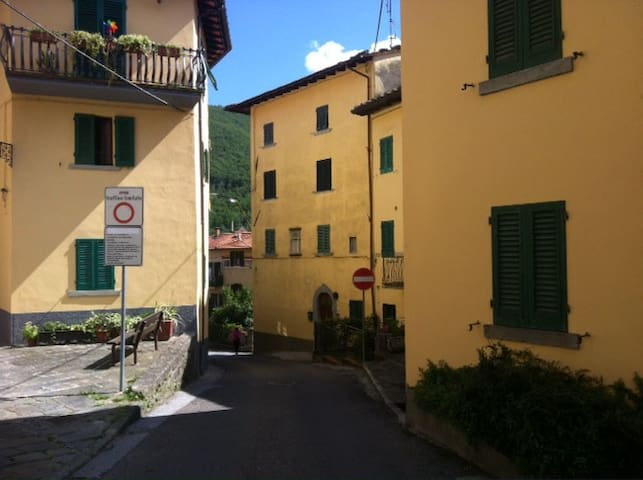 Residenza Cecchini - San Marcello Pistoiese - Daire