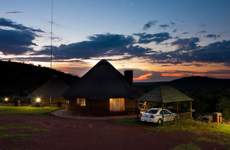 Red Sands Country Lodge - Non self catering 3 pax