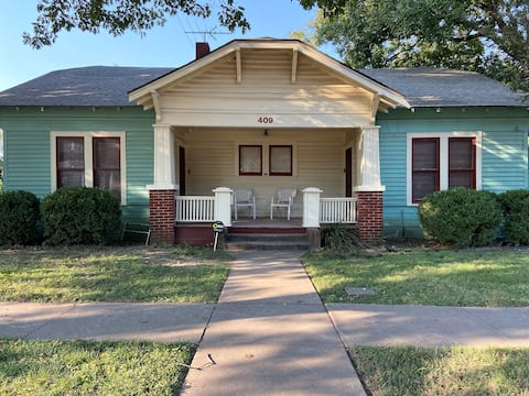 Historical home steps away from downtown