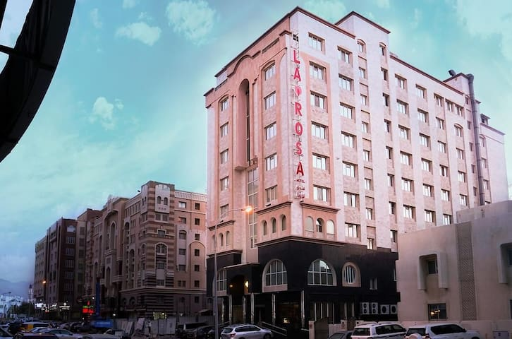 Larosa hotel Muscat