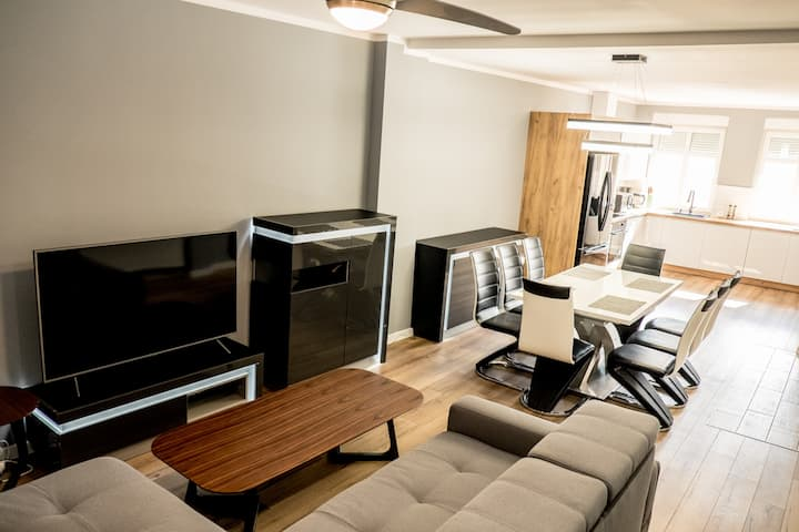 Luxury apartment in the heart of Zagan