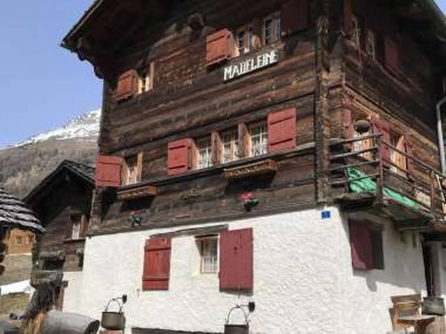 Magnifique logement vieux village