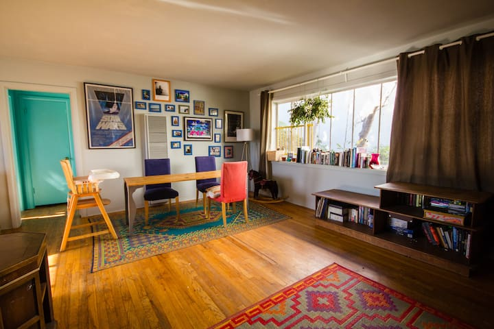 Venice sunny apartment in the heart of everything - Los Angeles - Apartment