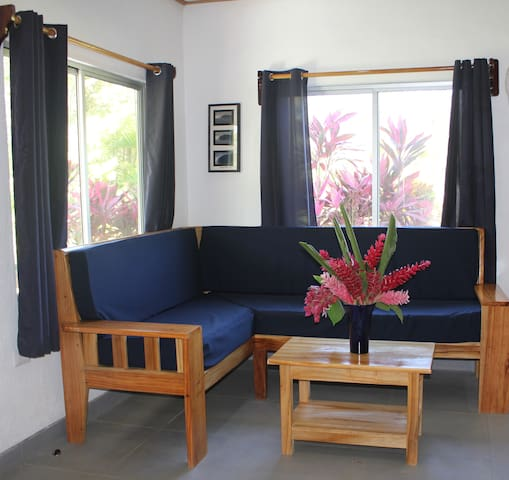 Lounge in the living area