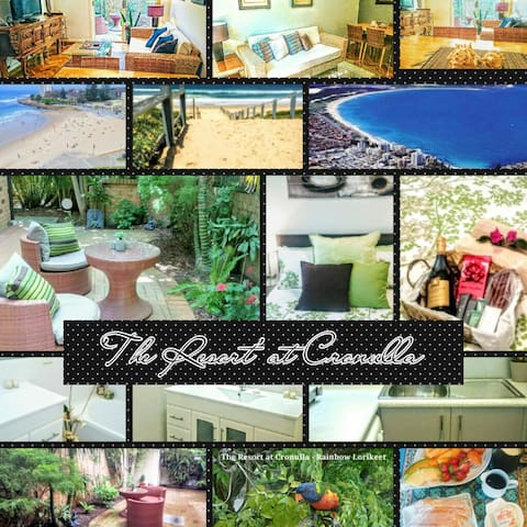 THE RESORT -BeachsideTropical Oasis