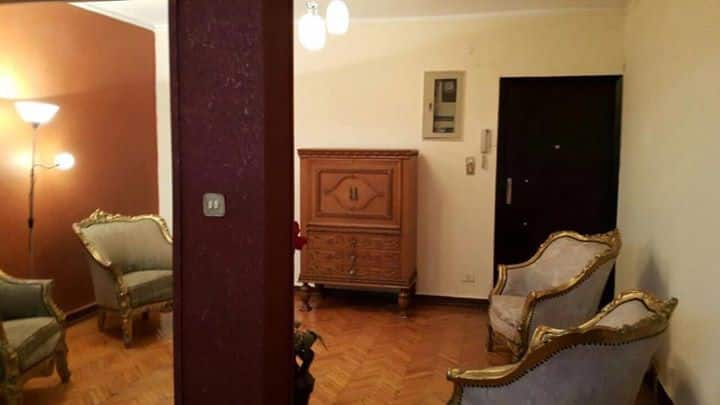 Cozy 2 bedroom apartment, Heliopolis