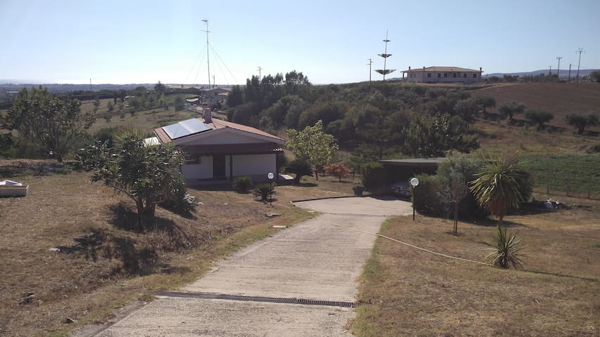 Country House - L' Oleandro - Cerveteri - Huis