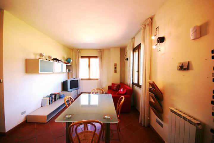 Fattoria di Tirrenia - 2 bedroom 1st floor