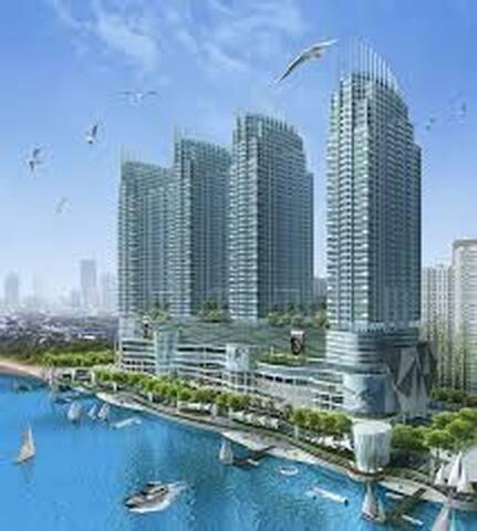 NEW Seaview Apartment North Jakarta