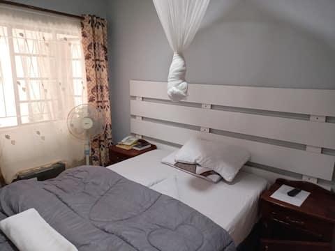 Walusungu Guest House-Single Room