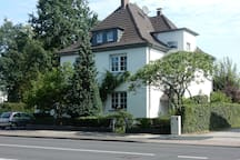 Citynah Stadtrand  Köln, DG Wohnung am Königsforst