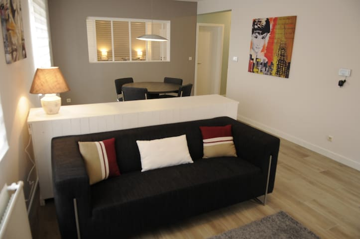 Le Bon Appart of Waterloo - Waterloo - Apartament
