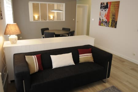 Le Bon Appart of Waterloo - Waterloo - Apartamento