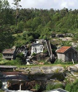 Aurebekk gård og kulturminne Garasjeloftet.