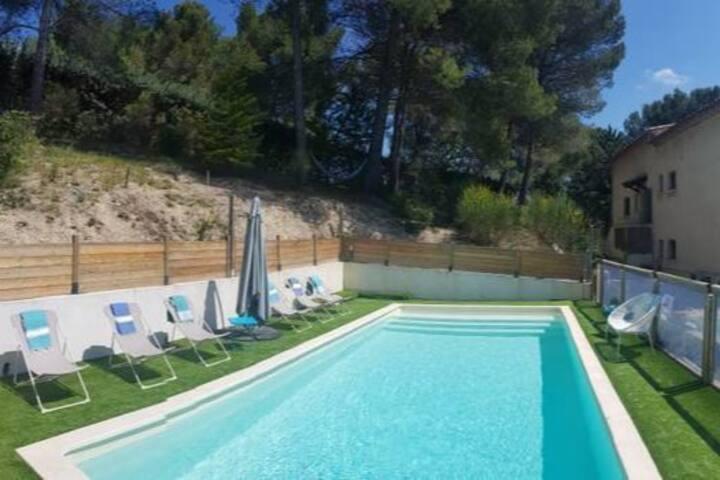 Location Appartement Aix-En-Provence 6 personnes