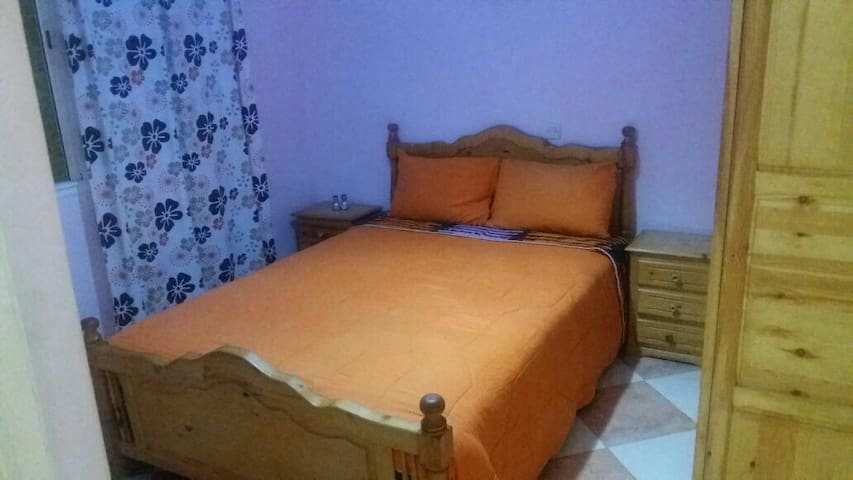 Petit appartement propre & securisé - Témara - Departamento