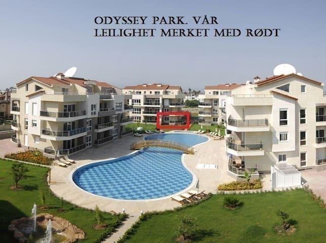 Odyssey Park Residence, Belek. - Belek - Leilighet