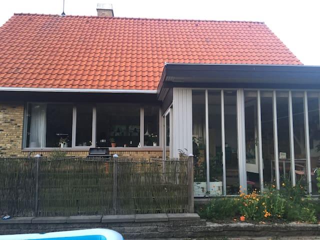 Dejlig børnevenlig hus nær strand - Svendborg - Rumah