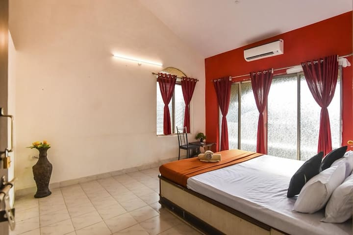 50%OFF//3bhk//AC//PRIVATE POOl//MAHARAJA VILLA