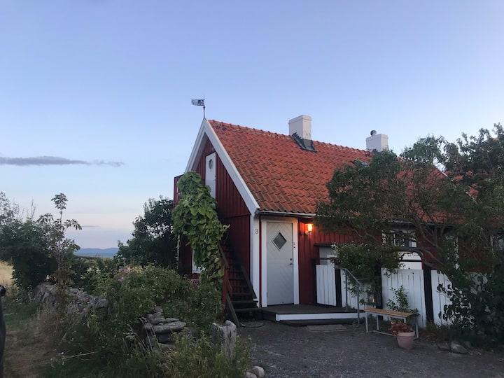 Lägenhet nära till natur, hav & centrala Torekov