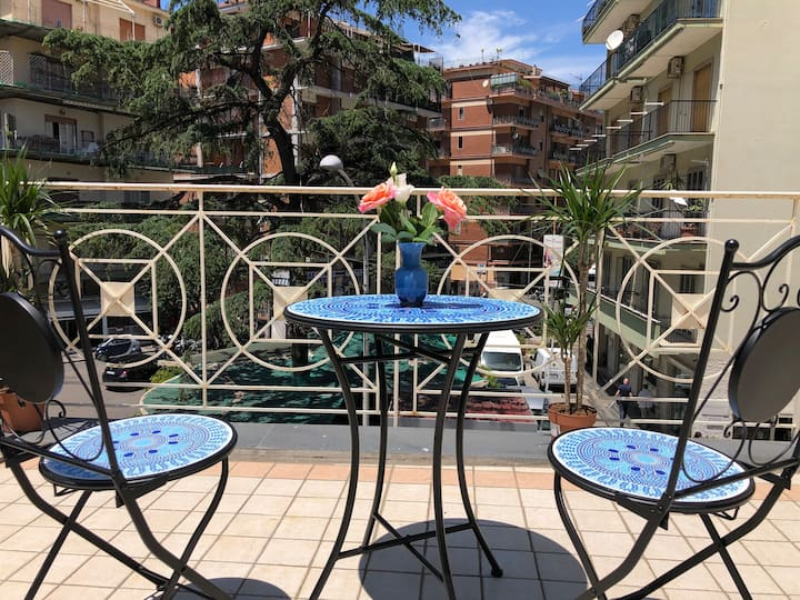 Stabia Holiday House near Sorrento and Amalfi