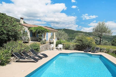 Holiday house for 8 persons in Seillans - Seillans - Haus