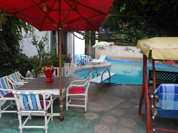 Villa Grde Piscine 50m Mer MiniGolf Billard Jacuzy