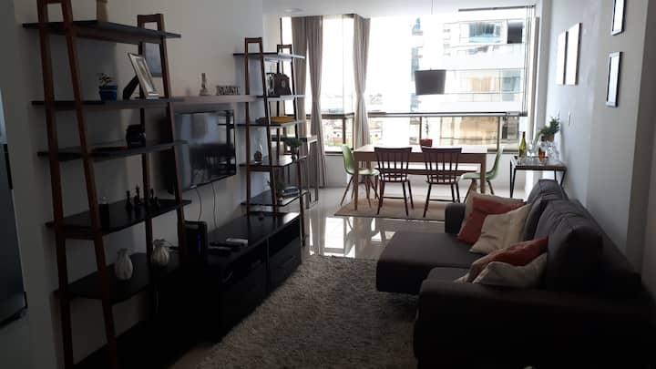 Lindo Apartamento com vista para o mar em Itajaí
