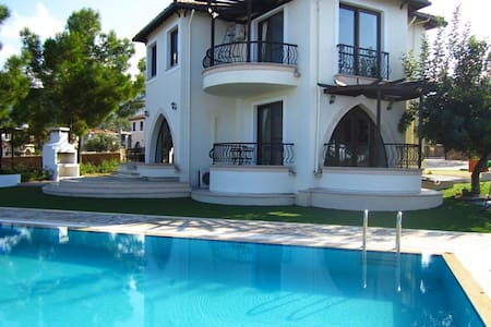 KB403 3 Bedroomed Luxury Villa - Esentepe