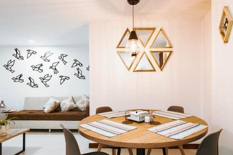 Harmony aparta Hotel/Barrio Chipre/Zen space
