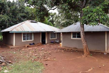 Village homestay near Bondo