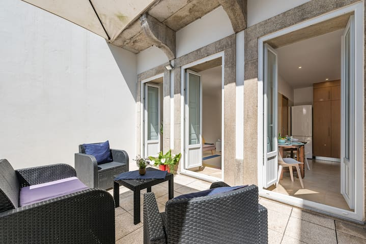 The Porto Concierge - Downtown Sunny Terrace