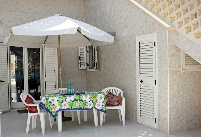 Salento,casa con giardino sul mare - Torre Lapillo - Hus