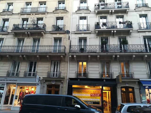 Apprtement well located  in heart of paris  6 eme