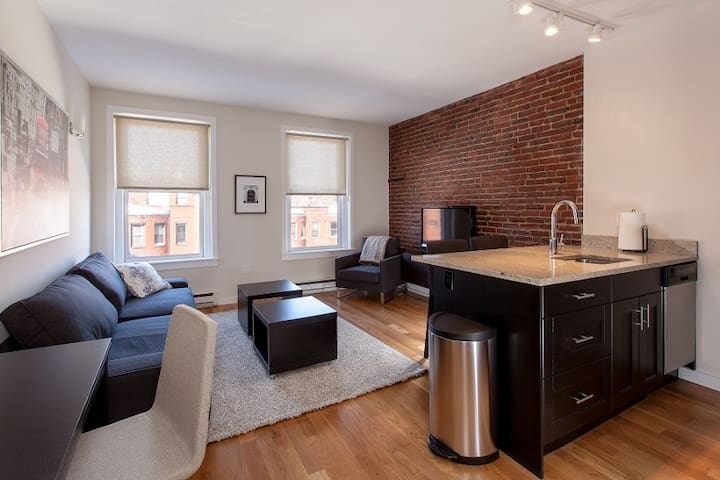 Charming Quaint|Heart of Back Bay|1BR 1BA #5