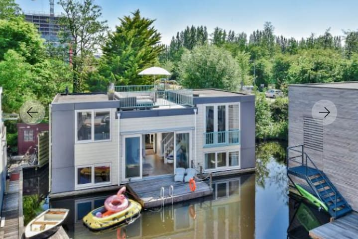 New Floating House Villa