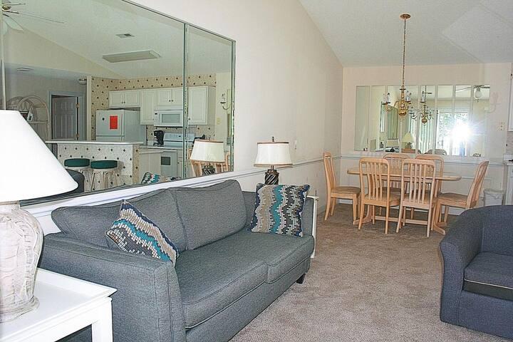 NEW LISTING! 1508 2 Bedroom Villa