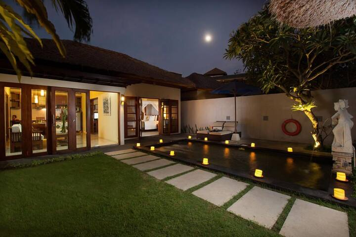 1BR Villa With View Pool+Luxury Amenities+Seminyak