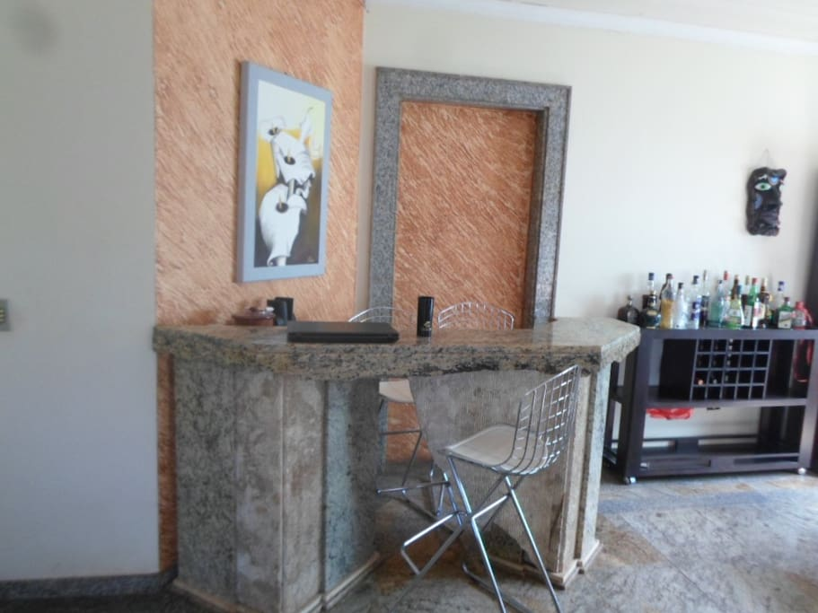 Bar Sala de Estar