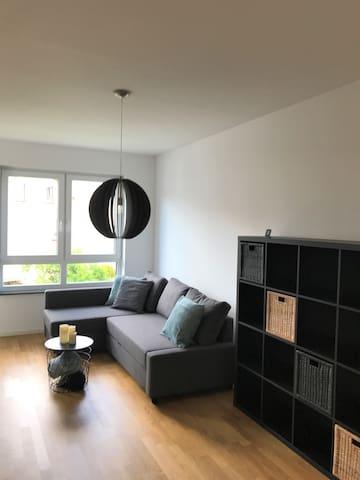 Wohnung in der Südanlage- im Herzen von Gießen