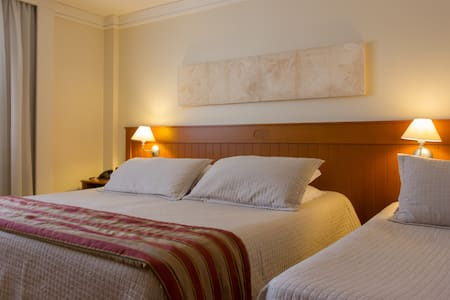 Apart Hotel para até seis pessoas