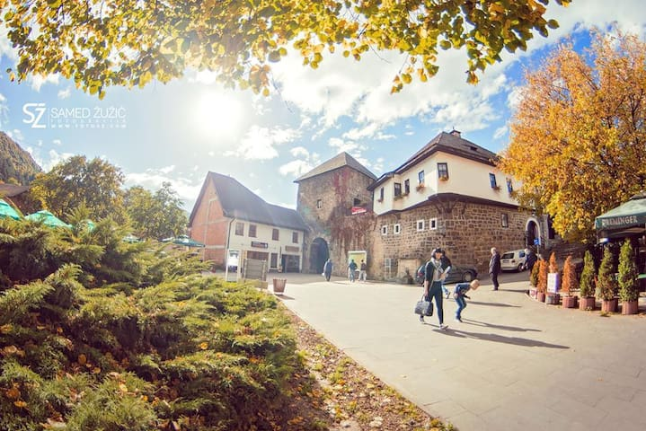 Apartman Pliva - Jajce - Lakás