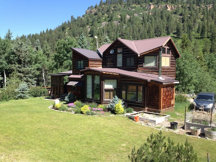Mountain home close to Telluride, Ridgway