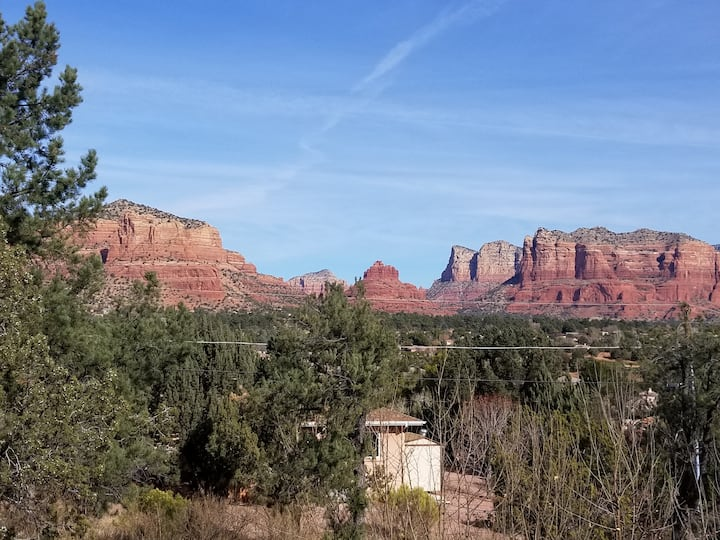 Million Dollar View 'B' in Sedona, AZ
