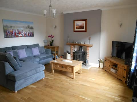 Wren Cottage Northumbrian Holiday Let