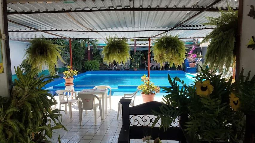 Iztapa Beach Hotel