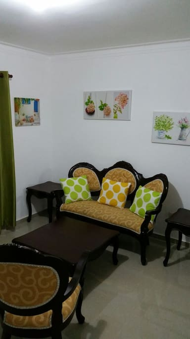 Nice furnished aparment flats for rent in santiago de for Furniture stores in santiago dominican republic